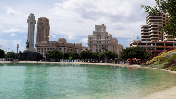 Plaza de Espana Santa Cruz