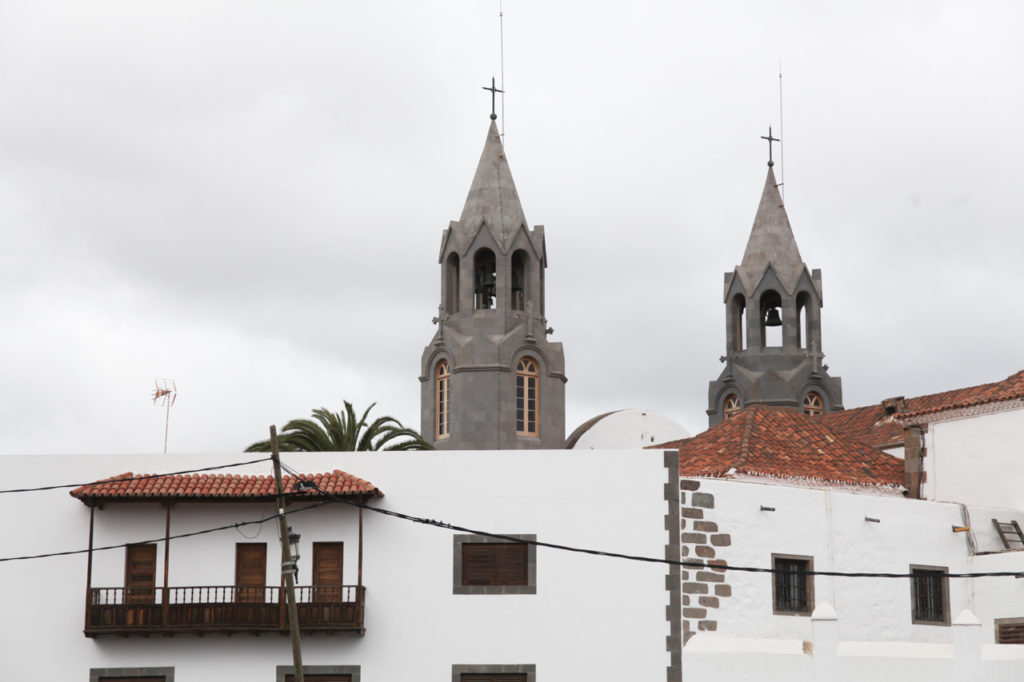 Kirche San Juan Bautista in Telde