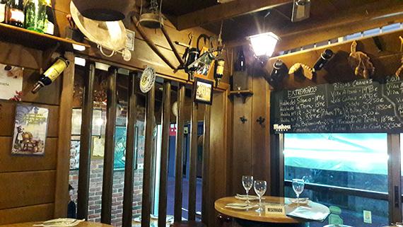 Restaurant Bodega Extremeña am Paseo Canteras Las Palmas.