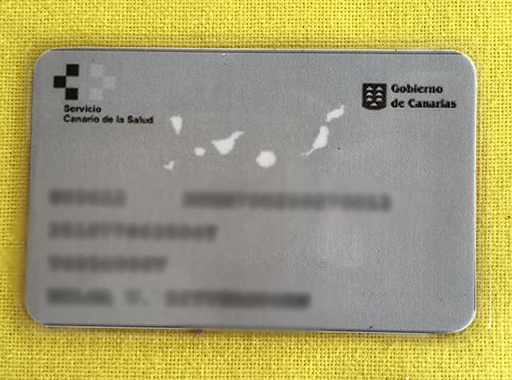 Krankenkarte Seguridad Social Spanien