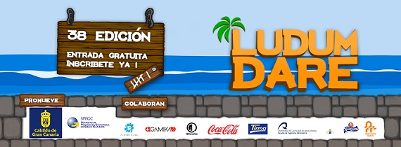 Ludum Dare - Game Jam Hackathon in Las Palmas