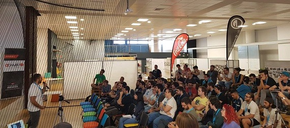 Ludum Dare - Game Jam in Las Palmas