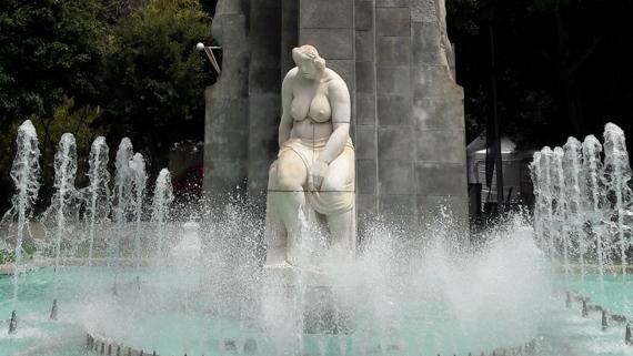 Skulptur Die Fruchtbarkeit