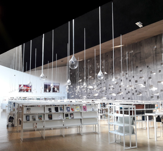 Tea Bibliothek