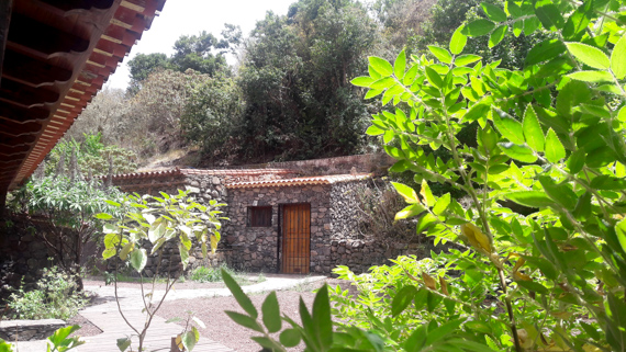 Startpunkt Los Tilos de Moya - Naturschutzzentrum