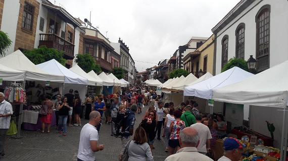 Ausflug nach Teror - Markt am Sonntag